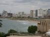 Pohled na Tel Aviv z Jaffa (foto: Kateřina Šestáková)