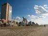 Pláž v Tel Avivu (foto: Kateřina Šestáková)