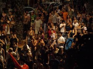 Izrael se připravuje na večerní masovou demonstraci, uzavírají se silnice, do služby nastoupilo více policistů