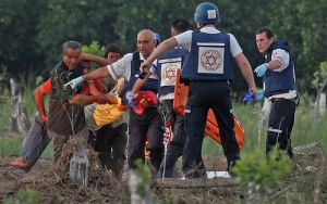 I přes zprávy o příměří je Izrael stále pod raketovou palbou