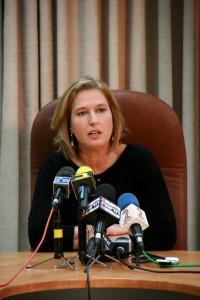 Tzipi Livniová: Jestřáb nebo holubice?