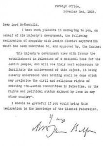 Balfourova deklarace
