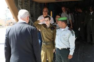 Šalitův návrat sledovalo v televizi 3,3 milionu Izraelců, zájem o rozhovor je obrovský