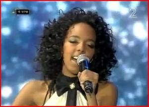 Vítězka izraelské superstar má kořeny v Etiopii (+video)