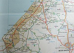 Přestřelka na hranici mezi Izraelem a Pásmem Gazy