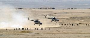 Egyptská helikoptéra narušila izraelský vzdušný prostor, zahnaly ji až varovné výstřely