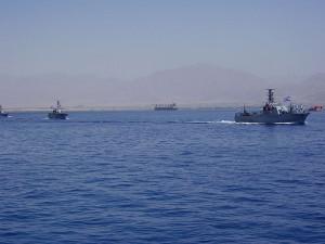 Lodě izraelského námořnictva posílí ochranu hranice s Egyptem