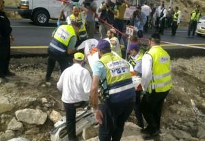 Dopravní nehoda se dvěma mrtvými byla možná výsledkem teroristického útoku