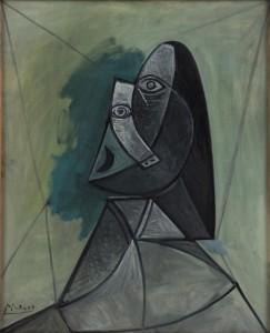 Picassův obraz se po měsíci vrací z Ramalláhu do Nizozemska