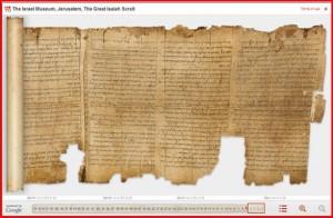 Svitky od Mrtvého moře jsou všem dostupné v elektronické podobě (+video)