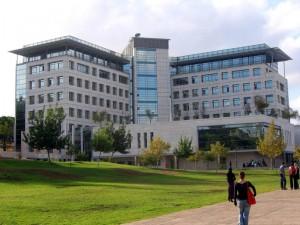 Jedna z budov Technionu (foto: Beny Shlevich, licence: CC BY-SA 3.0)