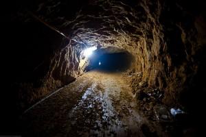 Pašerácký tunel u města Rafah (foto: Marius Arnesen, licence: CC BY-SA 2.0)