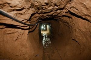Další Palestinec zahynul v pašeráckém tunelu po egyptskou hranicí