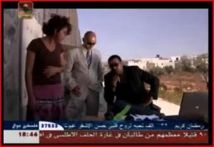 Palestinský seriál si utahoval z Palestinské samosprávy, stažení z vysílání ho neminulo